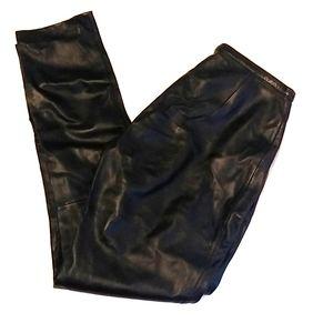 Wilsons leather. Pelle studio pants